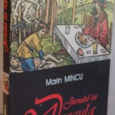 JURNALUL LUI DRACULA de MARIN MINCU, 2004 - Roman