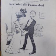 I. L. Caragiale, Moftul Roman, Nr. 21, 19 august 1901