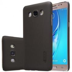 Husa Samsung Galaxy J5 2016 spate Nillkin Neagra - Husa Telefon Nillkin, Negru