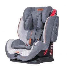 Scaun auto Sportivo Grey Coletto - Scaun auto copii Coletto, 1-2-3 (9-36 kg)