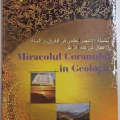MIRACOLUL CORANULUI IN GEOLOGIE de ADNAN AS SARIF - Carte Geografie