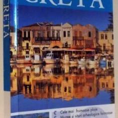CRETA, TOP 10 de ROBIN GAULDIE, 2008 - Carte Geografie