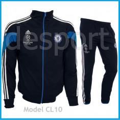 Trening Chelsea Londra - Bluza si pantaloni conici - Model NOU - 1045 - Trening barbati, Marime: S, L, XL, XXL, Culoare: Din imagine