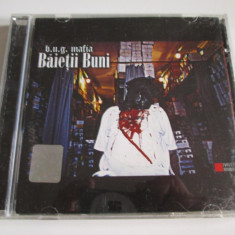 Cd Hip Hop B.U.G. Mafia-albumul Baietii buni 2003 - Muzica Hip Hop