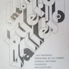 TEATRU-ANTONIO BUERO VALLEJO 1984 - Carte Teatru