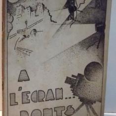 A L`ECRAN... PONTS, 1933