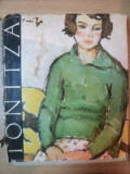 TONITZA vorwort von CORNELIU BABA 1965