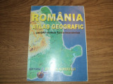 Romania, atlas geografic - Marius Lungu