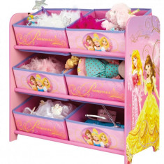 Suport depozitare Disney Princess Worlds Apart - Dulap copii