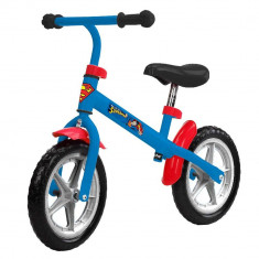 Bicicleta fara pedale Superman 12 Nordic Hoj - Bicicleta copii