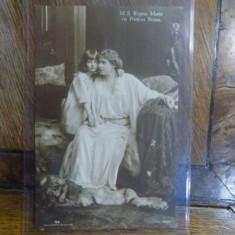 M. S. Regina Maria cu Printesa Ileana - Harta Europei