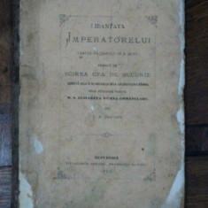 Fidantata Imparatului, Stirea cea de bucurie, V. A. Urechia, Bucuresti 1870