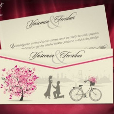 Invitatii Nunta 5587