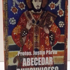 ABECEDAR DUHOVNICESC de JUSTIN PARVU, 2003 - Carti Crestinism