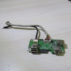Modul USB Packard Bell Mit-DRAG-D Produs functional Poze reale 10117DA - Adaptor laptop