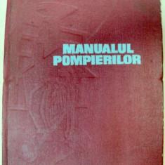 MANUALUL POMPIERILOR 1972 - Carti Mecanica
