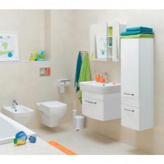 Cersanit, Pure, dulap cu oglinda, 70 cm, alb - Corp baie