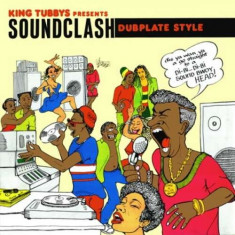 King Tubby - Soundclash Dubplate..1 ( 1 VINYL ) - Muzica Drum and Bass