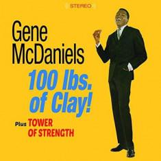 Gene McDaniels - 100 Pounds of Clay!/Tower ( 1 CD ) - Muzica R&B