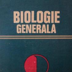 BIOLOGIE GENERALA-N.BOTNARIUC,BUC.1979
