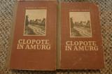 Clopote in amurg  de Nikolai Virta  Ed. cartea rusa 1954 vol. I si II