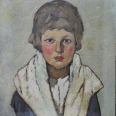 Petre Remus Troteanu, Portret de fata - Pictor roman