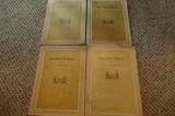 Razboi si pace  de L.N. Tolstoi  Ed. cartea rusa 1959 vol. I, II, III, IV