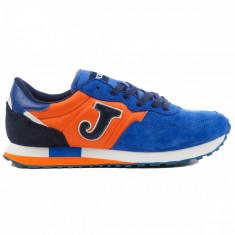 Adidasi originali Joma,model JOMA C.367 734 ROYAL BLUE ORANGE