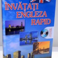 INVATATI ENGLEZA RAPID de FLORIN MUSAT, 2012 - Carte in alte limbi straine