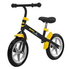 Bicicleta fara pedale Batman 12 Nordic Hoj - Bicicleta copii