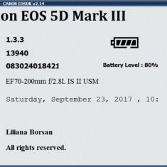 Canon 5D Mark III Body - Aparat foto DSLR