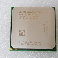Procesor AM2 AMD Athlon 64 3000+ ADA3000IAA4CW -poze reale - Procesor PC AMD, Numar nuclee: 2, 1.0GHz - 1.9GHz