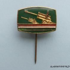 Insigna Militara Ungaria - ARTILERIE, Europa