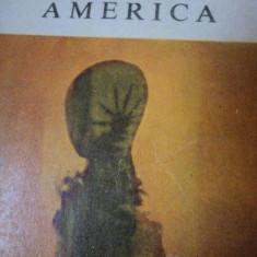 AMERICA-FRANZ KAFKA, BUC.1970 - Carte in germana