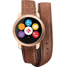 Smartwatch Mykronoz ZeCircle 2 Premium Leather Brown