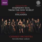 Dvorak/Sibelius - Symphony No.9/Finlandia ( 1 CD ) - Muzica Clasica