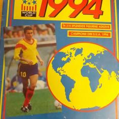 MRHAB WC - ALBUM STICKERE - FOTBAL - CAMPIONATUL MONDIAL - AMERICA - EDITIA 1994