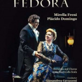 U. Giordano - Fedora ( 1 DVD )