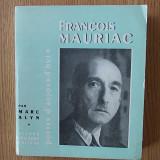 FRANCOIS MAURIAC- POETES D,AUJOURD,HUI