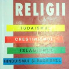 MARILE RELIGII-PHILIPPE GAUDIN 1995 - Carti Crestinism