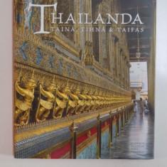 THAILANDA, TAINA, TIHNA&TAIFAS 2015 - Carte Geografie