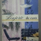 LENJERIE DE CASA-ECATERINA TOMIDA BUCURESTI 1962 - Carte Arta populara