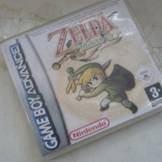 GameBoy Advance(The Legend of ZELDA The Minish Cap) - Jocuri Game Boy Capcom