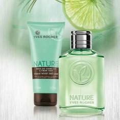 Set barbati Nature Yves Rocher - Set parfum