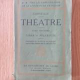 CORNEILLE- THEATRE, editie veche