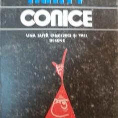 MATTY CONICE -UNA SUTA CINCIZECI SI TREI DESENE - Carte Istoria artei