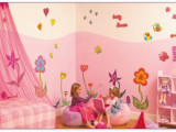 Kit decoratiune camera fetite ar1979