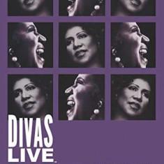 Aretha Franklin - Divas Live ( 1 DVD ) - Muzica R&B