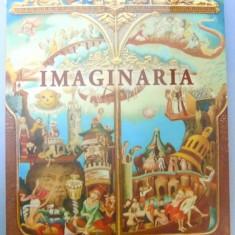IMAGINARIA, 50DE POEME SI PICTURI, PETRU BOTEZATU-PICTURA, CORA BOTEZATU-POEME, 2016 - Carte Istoria artei