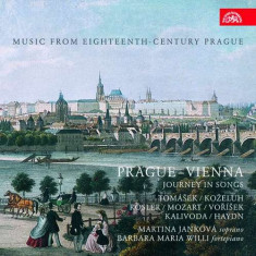 Martina/Barbara Jankova - Journey In Songs ( 1 CD ) - Muzica Clasica